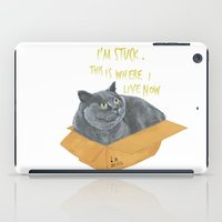 Boxcat iPad Case