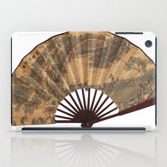 Japanese fan iPad Case