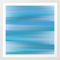 Whispered Sea Art Print