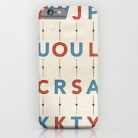 iPhone & iPod Case featuring Just Play by Aron Jones