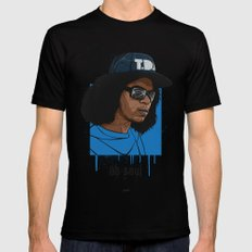 Ab Soul Mens Fitted Tee Black SMALL