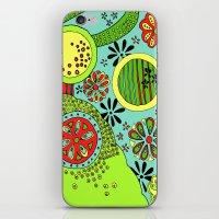 Keiko iPhone & iPod Skin