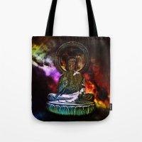 Buddah - San Francisco J… Tote Bag