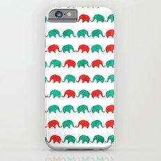 Elephants  Slim Case iPhone 6s