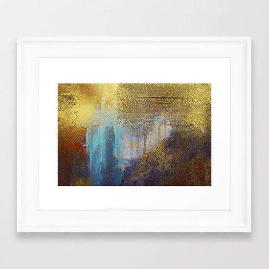 Moment of Peace Framed Art Print