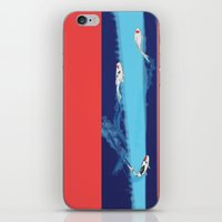 Speeding Koi iPhone & iPod Skin