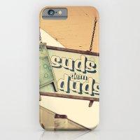 Suds dem Duds iPhone 6 Slim Case