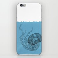 Meduza  iPhone & iPod Skin