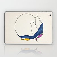 The call of the night Laptop & iPad Skin
