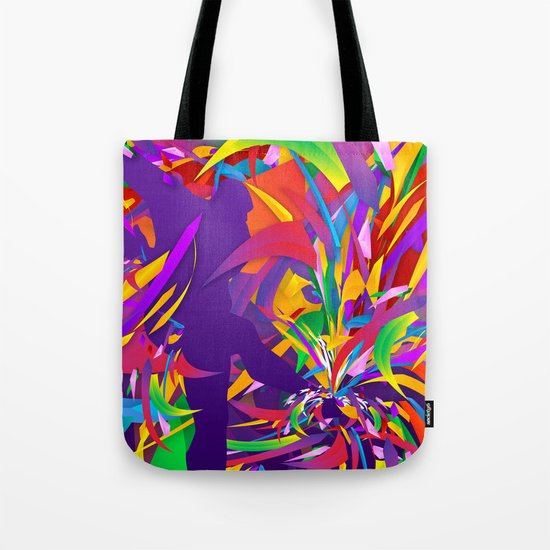 Shooting | Soccer | I Love This Game Tote Bag