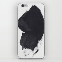 Acrylic on paper iPhone & iPod Skin