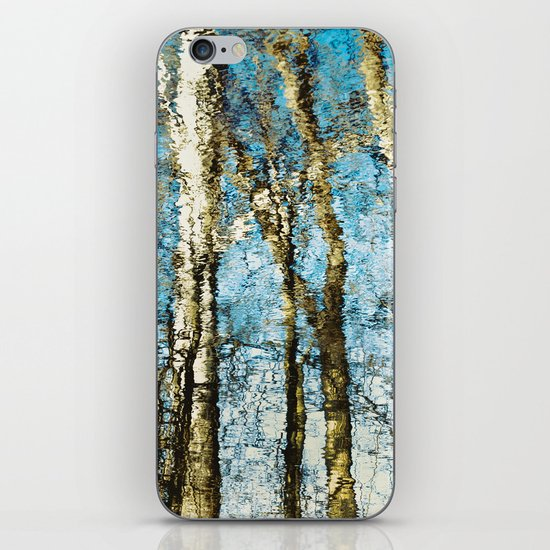 winter impressions iPhone & iPod Skin