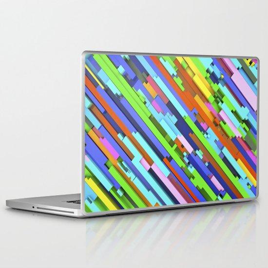 NeonGlitch 3.0 Laptop & iPad Skin