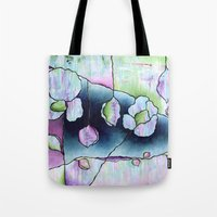 UNRAVELING Tote Bag