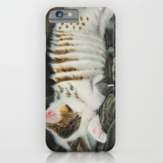Sleeping Accordion iPhone & iPod Case