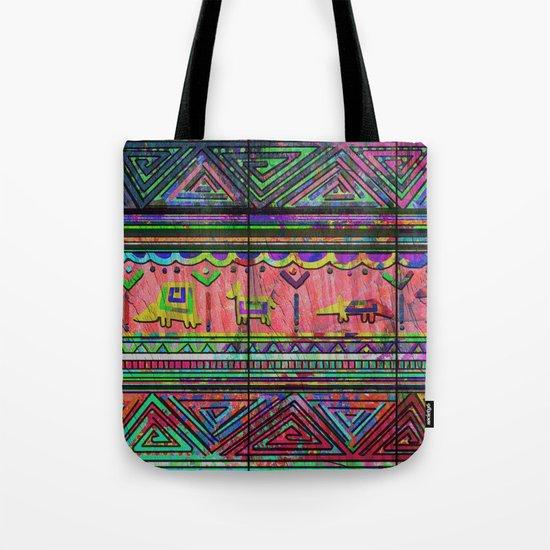 Cobertor Nativ Tote Bag