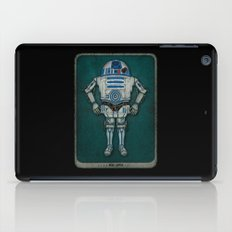 R2 3PO iPad Case