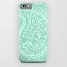 C13 paisley pattern iPhone 6 Slim Case