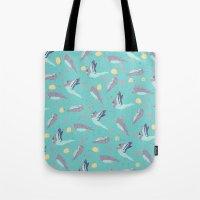 Take Flight Design Tote Bag