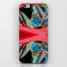BEARY NICE CAR iPhone & iPod Skin