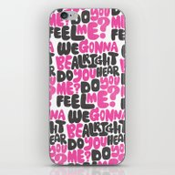 WE GONNA BE ALRIGHT iPhone & iPod Skin