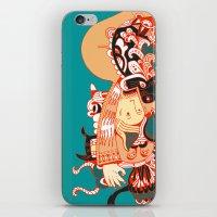 Solmu iPhone & iPod Skin