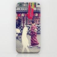 W A L K I N G I N T O K … iPhone 6 Slim Case