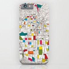 Los Angeles Streets Slim Case iPhone 6s