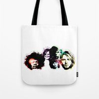 Club 27 Tote Bag