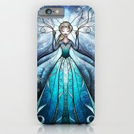 The Snow Queen iPhone 6 Slim Case