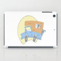 Go Exploring iPad Case