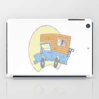 Go Exploring iPad Case