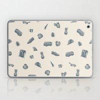 Sur la Plage Laptop & iPad Skin