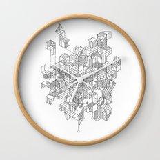 Simplexity Wall Clock