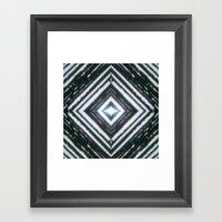 FX#233 - Little Boxes Framed Art Print