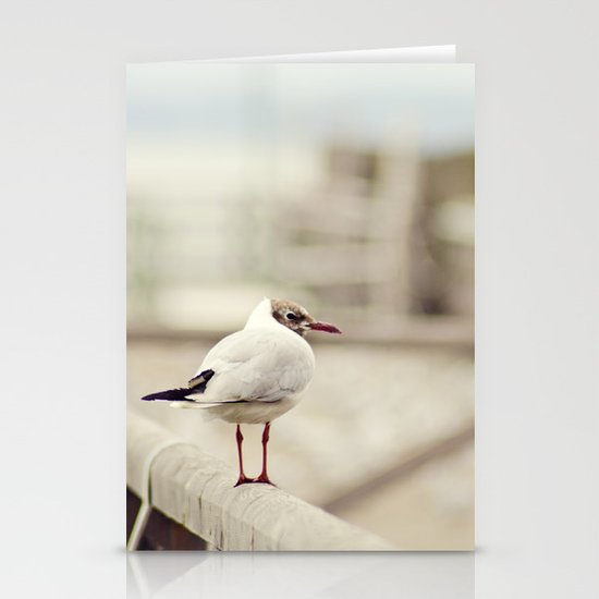 Seagull Stationery Card