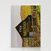 Mail Pouch Barn WV Stationery Cards