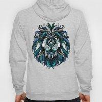 Blue Lion Hoody
