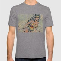 Wonder Mens Fitted Tee Tri-Grey SMALL