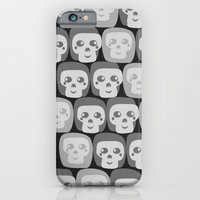 Boo - Skulls Pattern iPhone 6 Slim Case