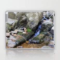 Upper Maxwell Falls in Autumn Laptop & iPad Skin
