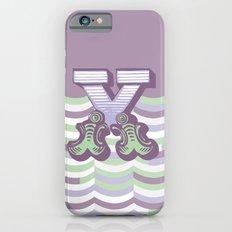 Letter X Slim Case iPhone 6s