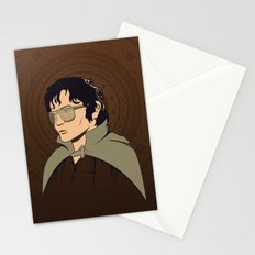 douchebaggins. Stationery Cards