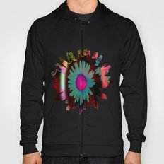 Tripping Daisies Hoody
