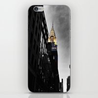Chrysler Building, New York City iPhone & iPod Skin