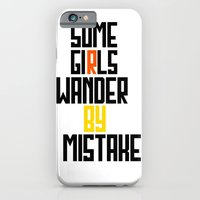 Some girls wander iPhone 6 Slim Case