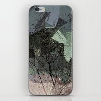 Patchwork Abstract  iPhone & iPod Skin