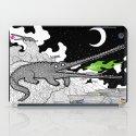 Crocodiles iPad Case