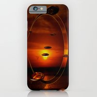 Exploding Sunset iPhone 6 Slim Case