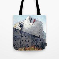 Facelift  Tote Bag